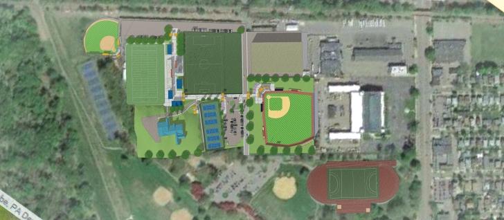 Athletics Master Plan