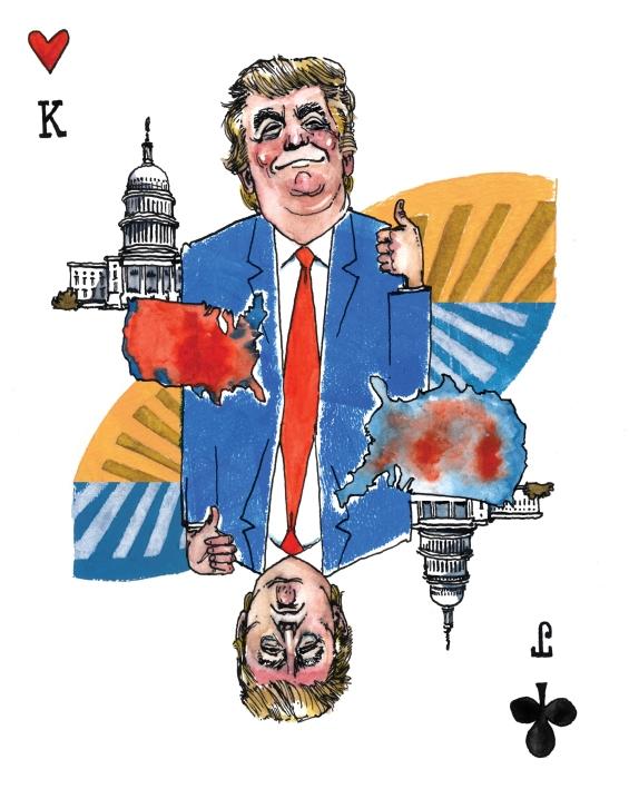 Main Illustration Trump Card bkg flat