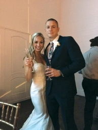 Jacki Lukas wedding