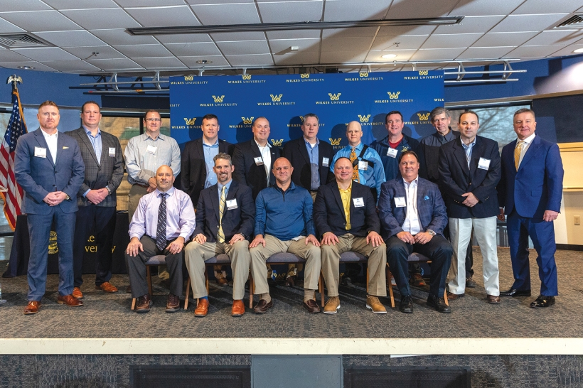 WILKES HALL OF FAME 2019